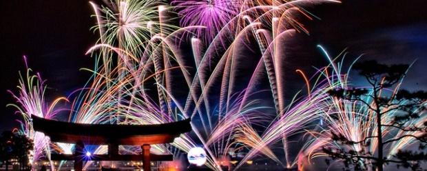New Years Eve in Osaka