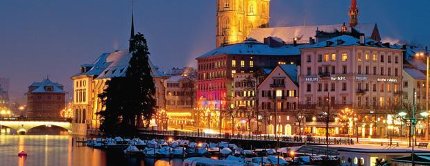 Christmas in Zurich