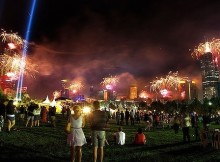 Canberra New Years Eve