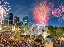 New Years Eve in Australia