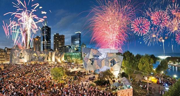 New Years Eve in Australia