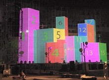 NYE countdown party in Da Nang