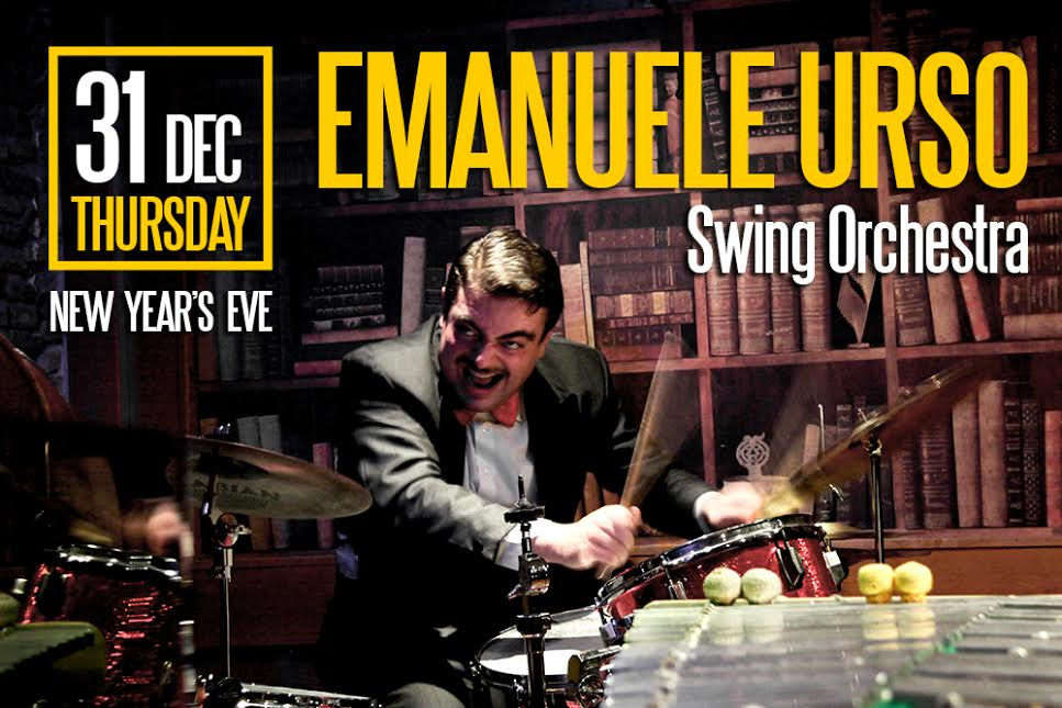 NYE Dinner and Jazz with Emanuelle Ursoo