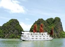 Halong Bay New Years Eve on Cruises