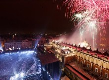 Krakow New Years Eve