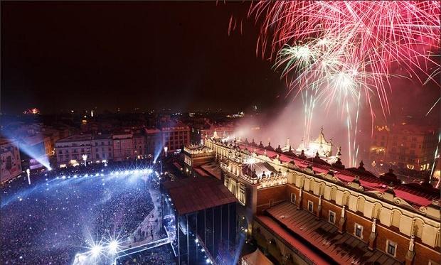 Krakow New Years Eve