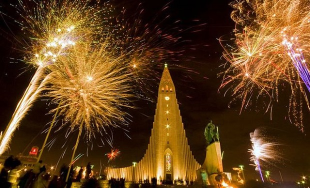 Reykjavik New Years Eve