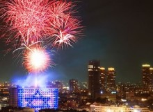 New Years Eve in Tel Aviv