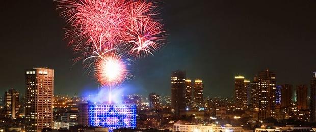 New Years Eve in Tel Aviv