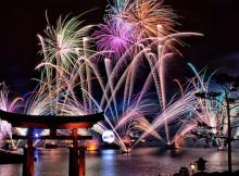 Tokyo NYE Fireworks