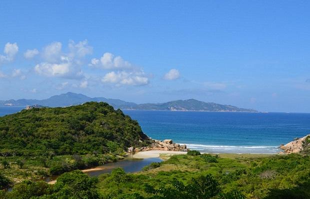 Money Island in Nha Trang