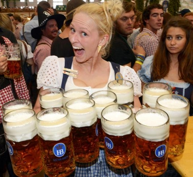 October Beer Festival in Germany