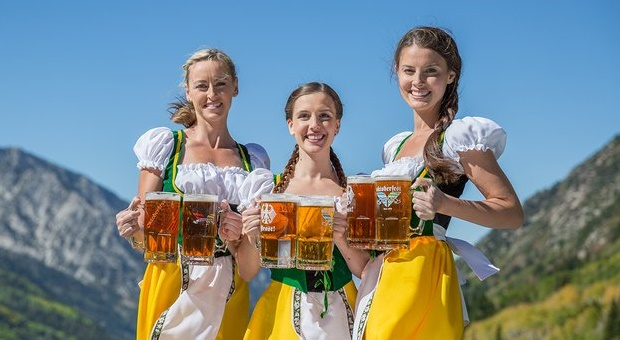Oktoberfest Beer Festival In Germany 2018