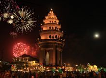 Phnom Penh New Years Eve