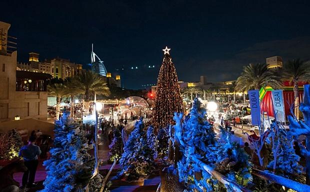 Christmas Markets in Dubai