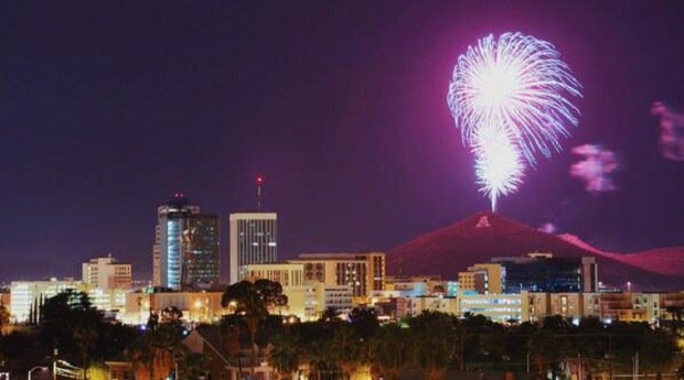 New Years Eve in Tucson