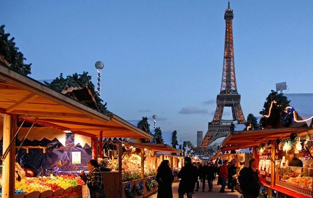Christmas Markets in Paris