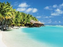 New Years Eve in Cook Islands