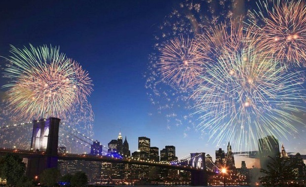 Top Cities in World for New Years Eve Fireworks 2020
