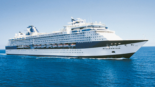 New Year Cruising on Celebrity Cruises