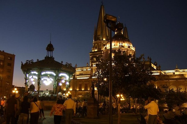 New Years Eve in Guadalajara