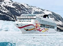 Norwegian Cruise Line on Christmas