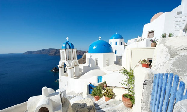 Santorini Travel Destinations