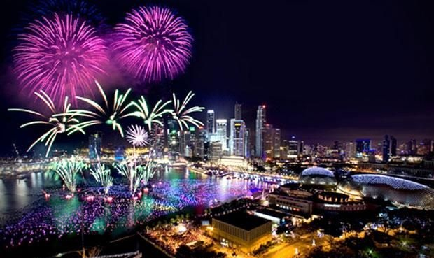 Crown casino fireworks new years eve