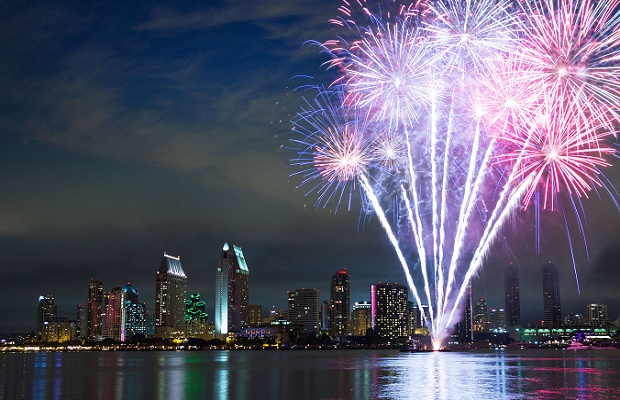 Enjoy New Years Eve Celebrations in San Diego 2020