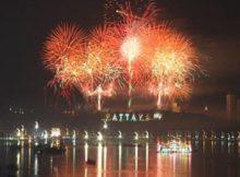 NYE Fireworks in Pattaya