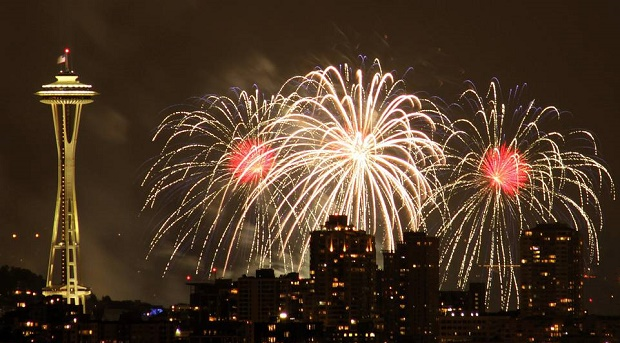 Seattle a perfect destination for New Years Eve 2020