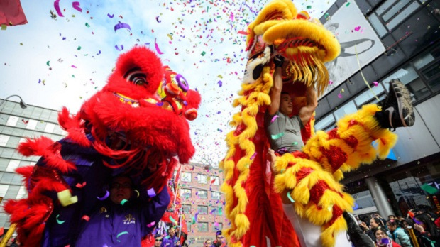 2018 Chinese New Year Celebrations in Brooklyn