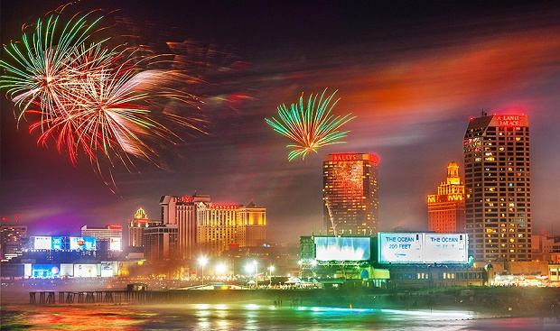 Celebrate New Years Eve in Atlantic City 2020