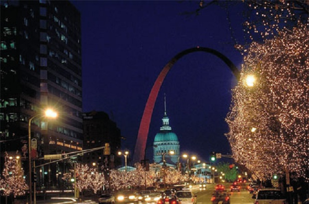 Christmas Events In St Louis 2019 Flurry Touch To 2019 NYE Celebration In St Louis