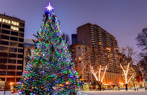 Boston Christmas 2019 Enjoy New Years Eve 2019 in Boston